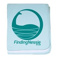 Finding Nessie baby blanket