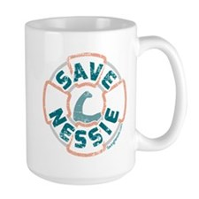 Save Nessie Mugs
