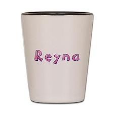 Reyna Pink Giraffe Shot Glass