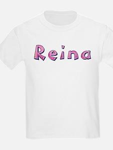 Reina Pink Giraffe T-Shirt