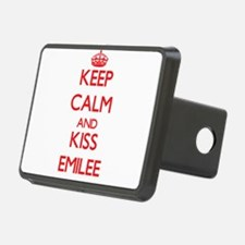 Keep Calm and Kiss Emilee Hitch Cover