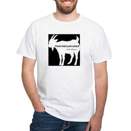 Kickass logo White T-Shirt