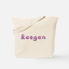 Raegan Pink Giraffe Tote Bag
