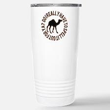 Hump day hump day Camel Travel Mug