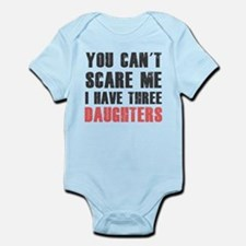 I have three daughters Body Suit