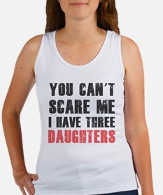 I have three daughters Tank Top