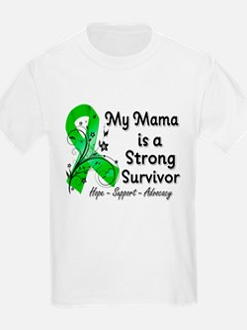 Mama Strong Survivor T-Shirt