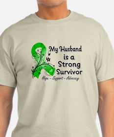 Husband Strong Survivor T-Shirt
