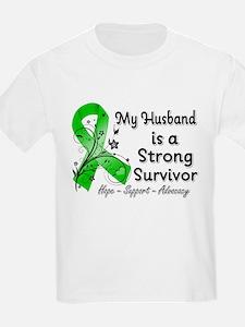 Husband Strong Survivor T-Shirt