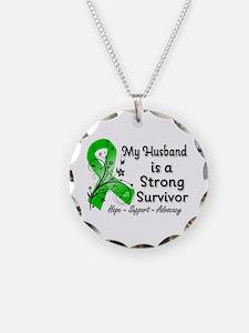Husband Strong Survivor Necklace