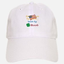 American By Birth Baseball Baseball Cap