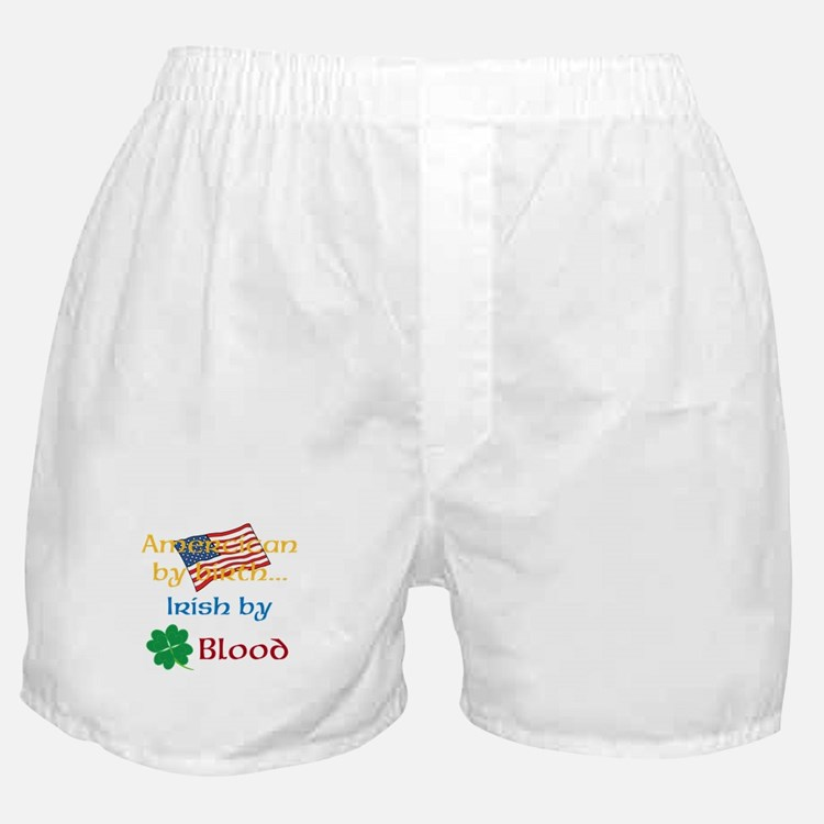 American By Birth Boxer Shorts