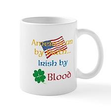 American By Birth Mug