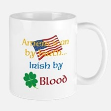 American By Birth Mug