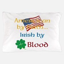 American By Birth Pillow Case