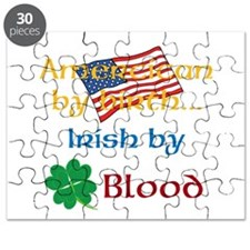 American By Birth Puzzle