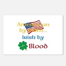 American By Birth Postcards (Package of 8)