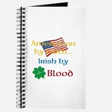 American By Birth Journal