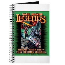 Dark Heaven Legends Journal