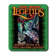 Dark Heaven Legends  Mousepad