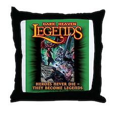 Dark Heaven Legends  Throw Pillow