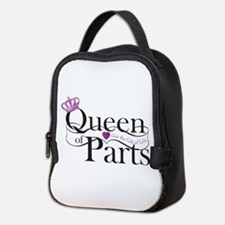 Queen Of Parts Neoprene Neoprene Lunch Bag