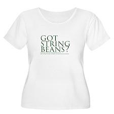 got string beans Plus Size T-Shirt