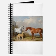 Two Horses and a Deerhound Journal