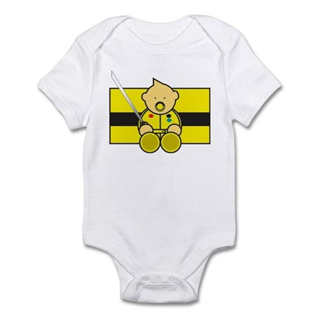kill bill Infant Bodysuit
