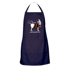 No Bull Love Apron (dark)