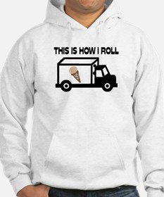 This Is How I Roll Ice Cream Tru Hoodie