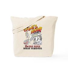 Traditional Omaha Hash Tote Bag