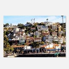 Houses On The Hill Postcards (Package of 8)