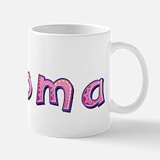 Paloma Pink Giraffe Mugs