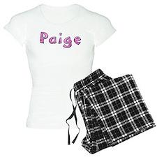 Paige Pink Giraffe Pajamas