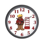 Carpenter's Wall Clock