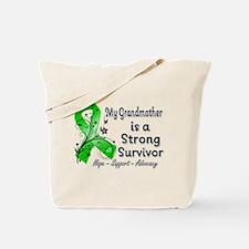 Grandmother Strong Survivor Tote Bag
