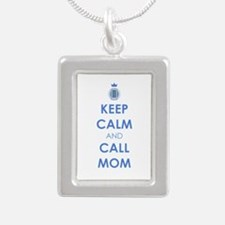 Keep Calm and Call Mom Necklaces