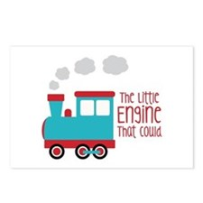 The Little Engine That Could Postcards (Package of