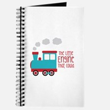 The Little Engine That Could Journal