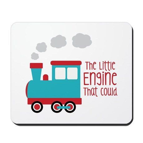 The Little Engine That Could Mousepad