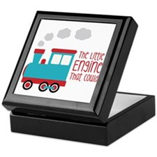The Little Engine That Could Keepsake Box