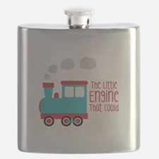 The Little Engine That Could Flask