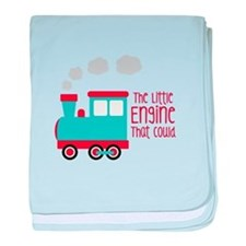 The Little Engine That Could baby blanket