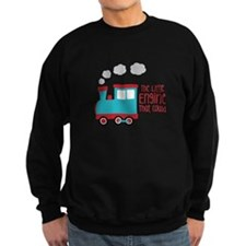 The Little Engine That Could Sweatshirt