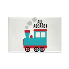 All Aboard! Magnets