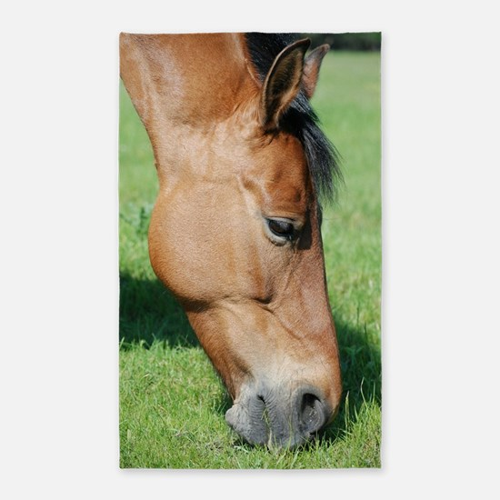 Wonderful Horse Animal 3'x5' Area Rug