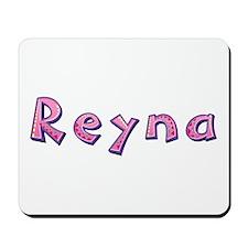 Reyna Pink Giraffe Mousepad