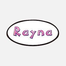 Rayna Pink Giraffe Patch