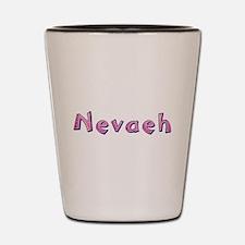 Nevaeh Pink Giraffe Shot Glass